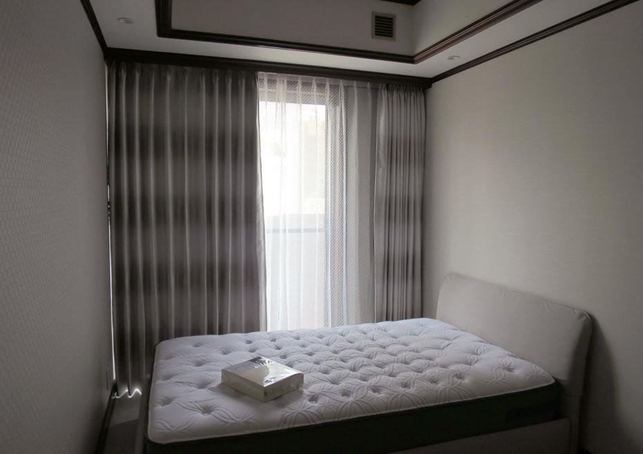 子供寝室オーダーカーテン製作施工例