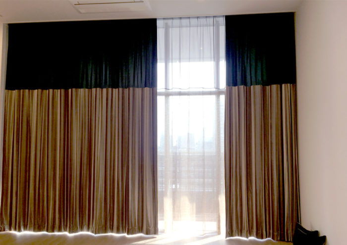 オーダーカーテン製作